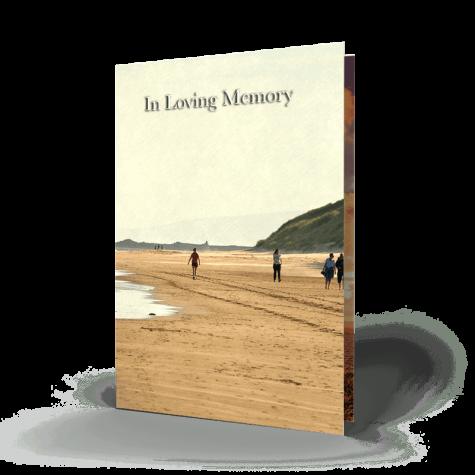 Antrim memorial card 2