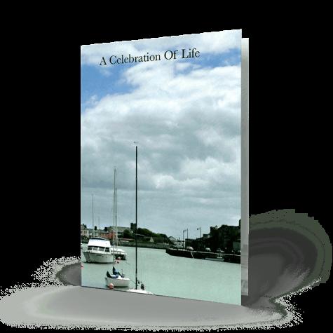 Dungarvan Bay Memorial Card