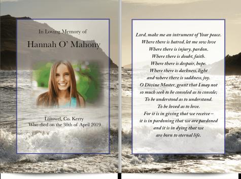 Kerry Memorial Card 1-01