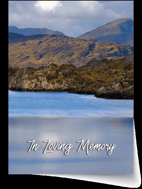 Kerry Memorial Card 1-03