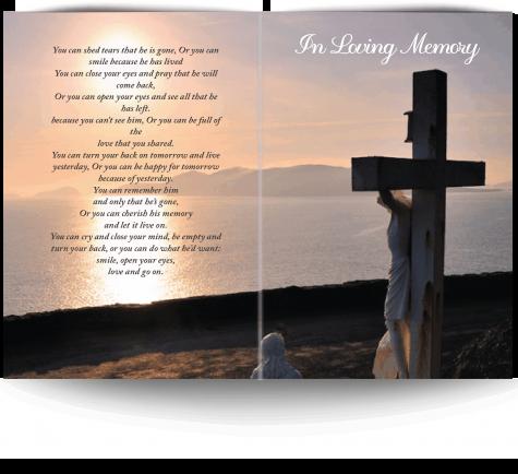 Kerry Memorial Card 2-02
