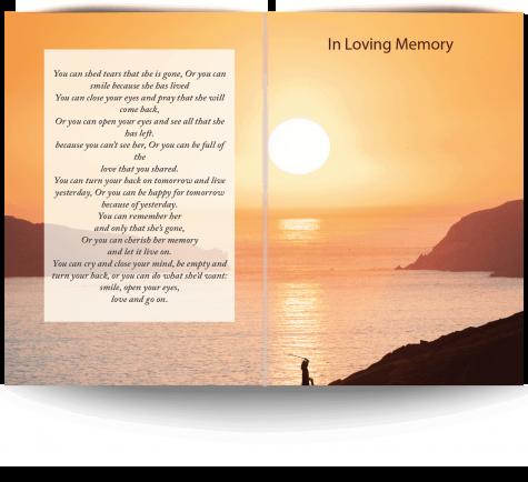 Kerry Memorial Card 3-02