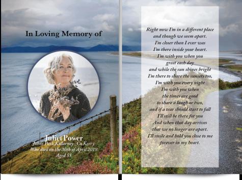 Kerry Memorial Card 5-01