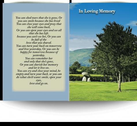 Louth Memorial Card 3-02