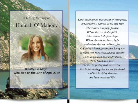 Mayo Memorial Card 2-01