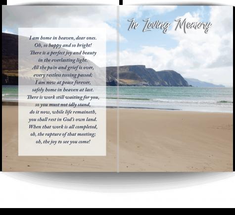 Mayo Memorial Card 2-02