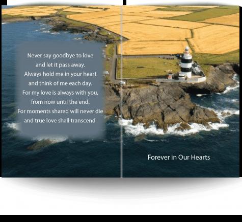 Wexford Memorial Card 2-02