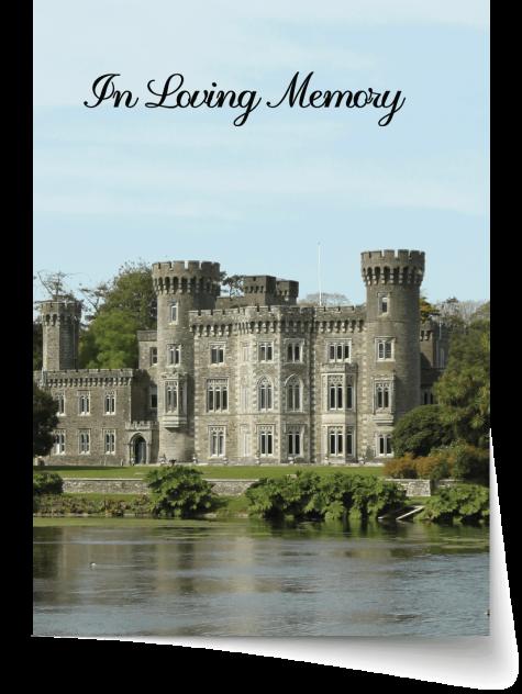 Wexford Memorial Card 4