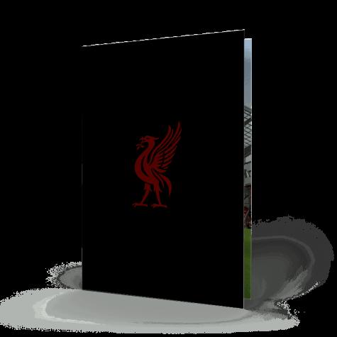 Liverpool FC Memorial Card
