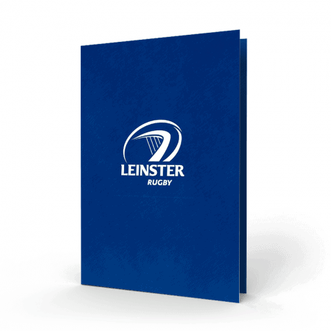 Leinster Rugby Memorial Card