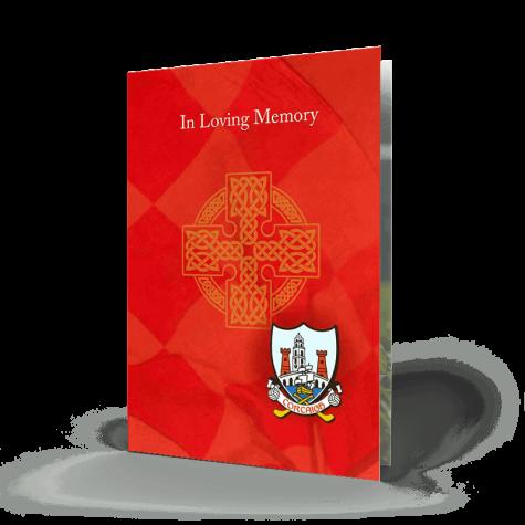 Memorial Card Cork GAA-02