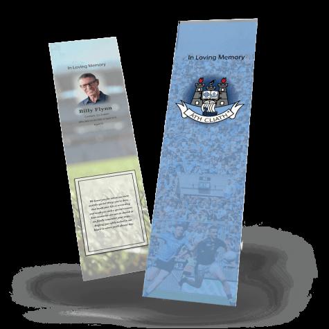 Dublin Memorial Bookmark