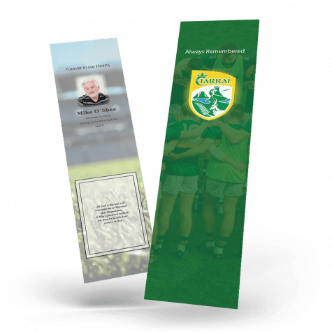 Kerry Memorial Bookmark
