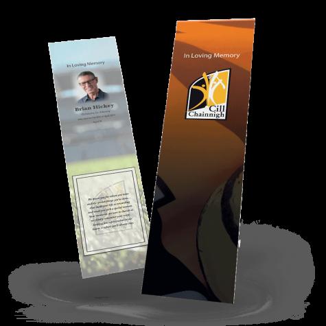 Kilkenny Memorial Bookmark