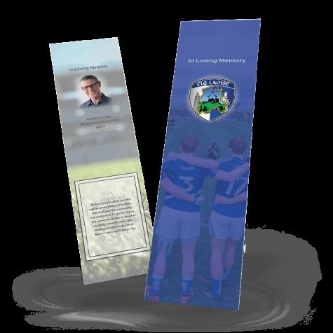 Laois Memorial Bookmark