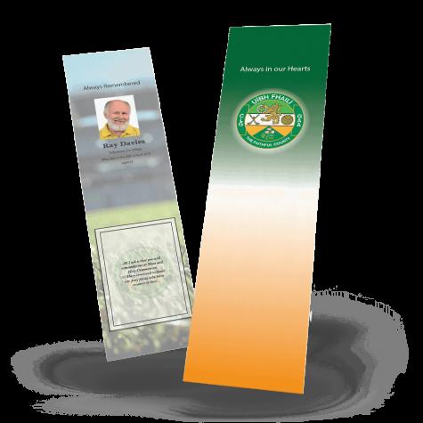 Offaly Memorial Bookmark