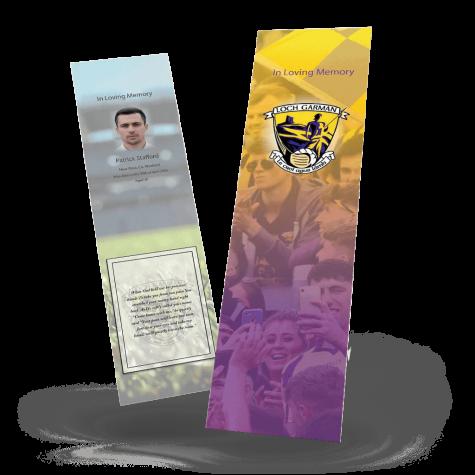 Wexford Memorial Bookmark