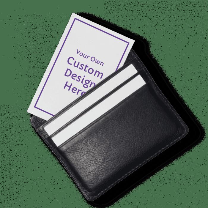 custom wallet cards